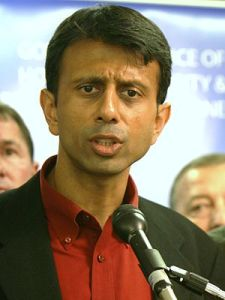 Bobby Jindal, Governor of Louisiana.